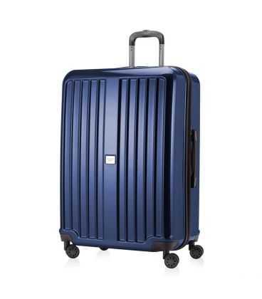 Чемодан Xberg Maxi синий глянец картинка, изображение, фото
