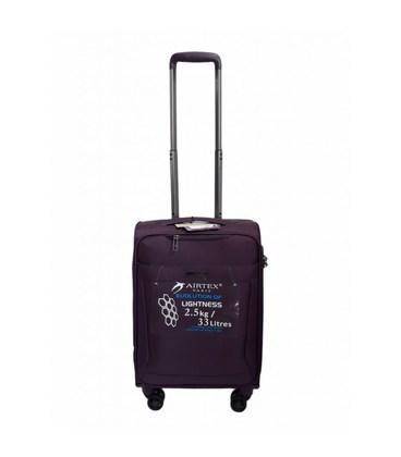 Чемодан Airtex 830 Nereide Mini фиолетовый картинка, изображение, фото