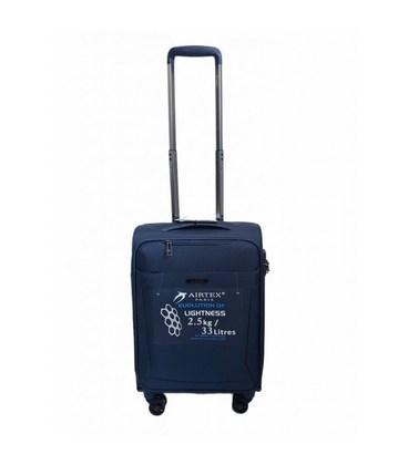 Чемодан Airtex 830 Nereide Mini синий картинка, изображение, фото