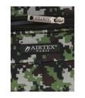 Дорожная сумка на колесах Airtex 824/55 зеленая картинка
