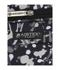 Дорожная сумка на колесах Airtex 824/55 серая картинка, изображение, фото