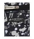 Дорожная сумка на колесах Airtex 824/65 серая картинка, изображение, фото