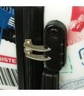 Чемодан Airtex 809 Stamp Worldline Mini картинка, изображение