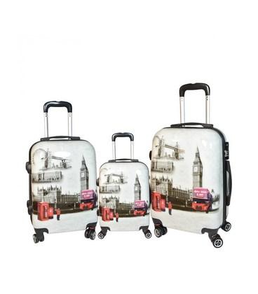 Набор чемоданов Airtex 908 London картинка, изображение, фото