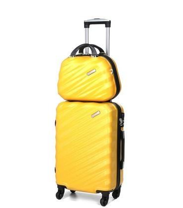 Чемодан и кейс Madisson 02002 желтые картинка, изображение, фото