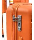 Чемодан Snowball 91203 Mini оранжевый картинка, изображение, фото