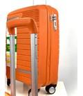 Чемодан Snowball 91203 Midi оранжевый