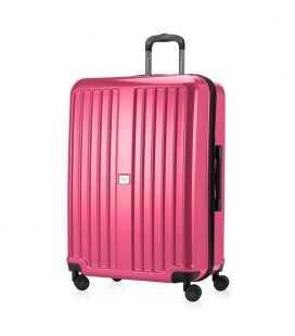 Валіза Xberg Maxi рожева