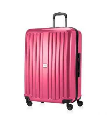 Валіза Xberg 126 літрів рожева