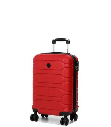 Чемодан Airtex 613 Worldline Mini красный картинка