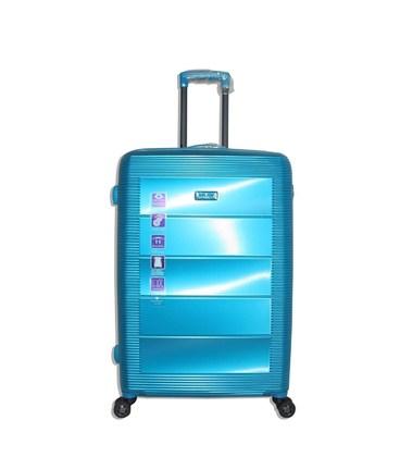 Чемодан Snowball 74103 Maxi голубой картинка, изображение, фото