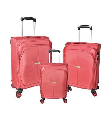 Набор чемоданов Airtex 826 красный картинка, изображение, фото