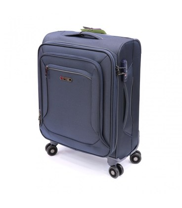 Чемодан Airtex 838 Mini Nereide синий картинка, изображение, фото