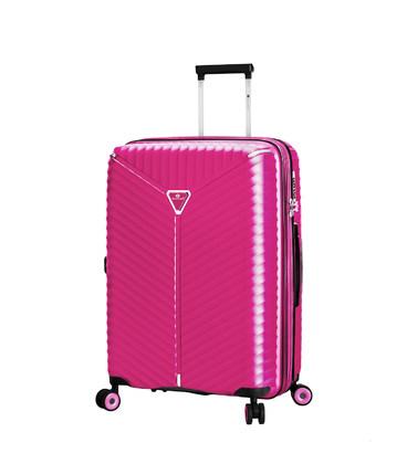 Чемодан Snowball 05103 Maxi розовый картинка, изображение, фото