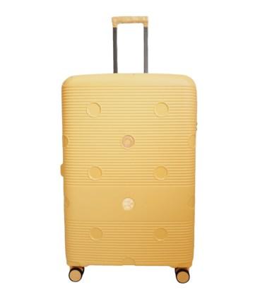 Чемодан Airtex 246 Jupiter Maxi желтый картинка, изображение, фото
