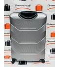 Чемодан Carbon 147 Maxi серебристый картинка, изображение, фото
