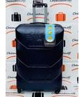 Чемодан Carbon 147 Maxi синий картинка, изображение, фото