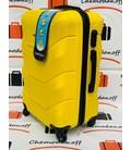 Чемодан Carbon 147 Midi желтый картинка, изображение, фото