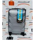 Чемодан Carbon 147 Mini серебристый картинка, изображение, фото