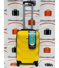 Чемодан Carbon 147 Mini желтый картинка, изображение, фото