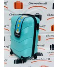 Чемодан Carbon 147 Mini голубой картинка, изображение, фото