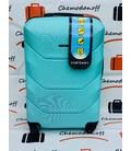 Набор чемоданов Carbon 147 голубой картинка, изображение, фото