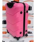 Набор чемоданов Carbon 147 розовый картинка, изображение, фото