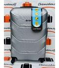Набор чемоданов Carbon 147 серебристый картинка, изображение, фото