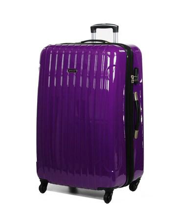 Чемодан Snowball 75203 Maxi фиолетовый картинка, изображение, фото