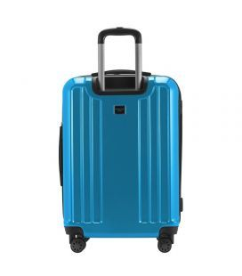 Чемодан Xberg Mini голубой глянец картинка, изображение, фото