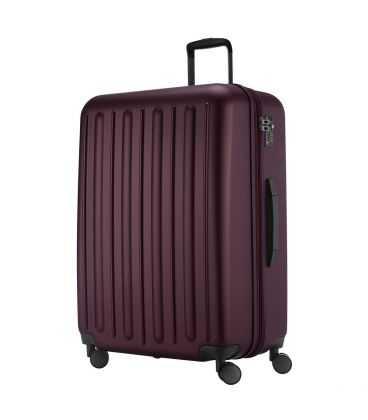 Чемодан Tegel Maxi вишневый картинка, изображение, фото