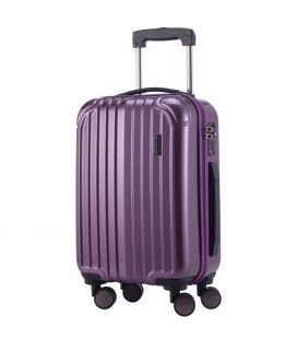 Чемодан Q-Damm Mini фиолетовый