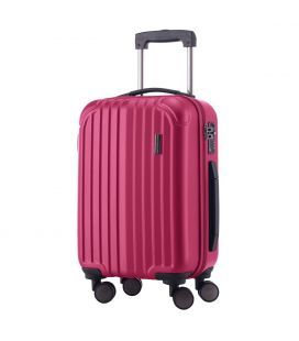 Валіза Q-Damm Mini рожева