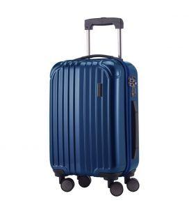 Чемодан Q-Damm Mini синий