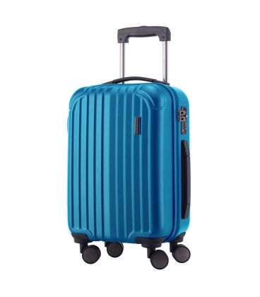 Чемодан Q-Damm Mini голубой картинка, изображение, фото