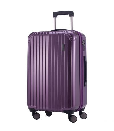 Валіза Q-Damm 74 літри фіолетова