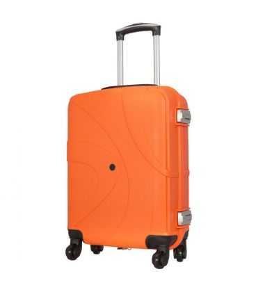 Чемодан Monopol Zurich оранжевый Mini картинка, изображение