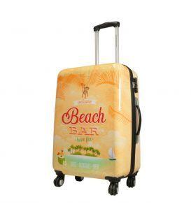 Чемодан Monopol Beach Bar 35 литров