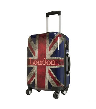 Чемодан Monopol Union Jack Mini картинка, изображение, фото