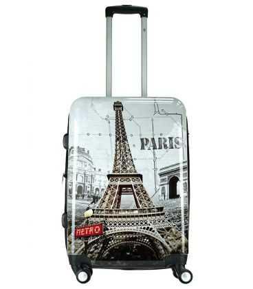 Чемодан Monopol Paris Midi картинка, изображение, фото