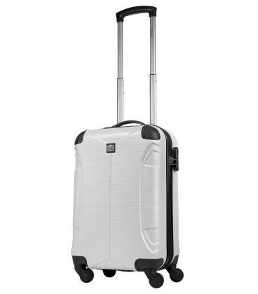 Средний белый чемодан Ambassador Hardcase: продажа, цена в Одессе ... | 420x368