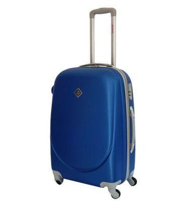 Валіза Bonro Smile Midi синя картинка, зображення, фото