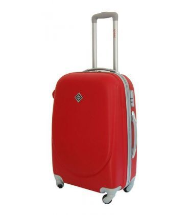 Валіза Bonro Smile Midi червона картинка, зображення, фото