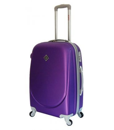 Чемодан Bonro Smile Midi фиолетовый картинка, изображение, фото