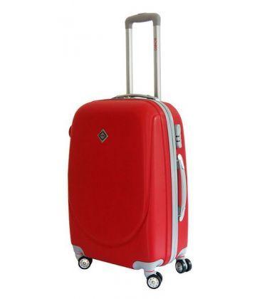 Валіза Bonro Smile double wheels Maxi червона картинка