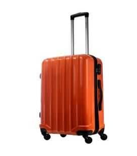 Чемодан Monopol Miami Midi оранжевый