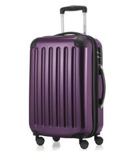 Чемодан Alex 74 литра фиолетовый