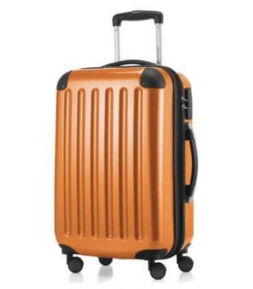 Чемодан Alex Midi оранжевый картинка, изображение, фото