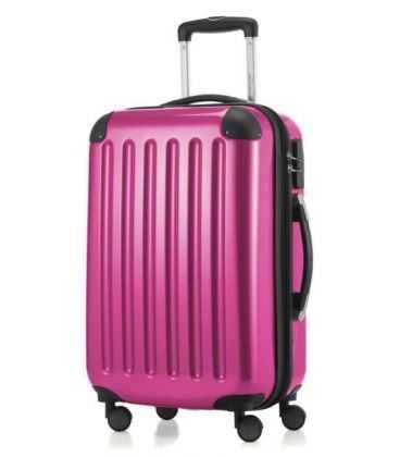 Чемодан Alex 74 литра розовый