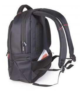 """Рюкзак для ноутбука 15"""" Totobi Avalon черный черный"""